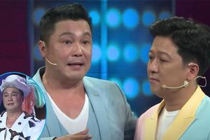 Lý Hùng phản đối cách xưng hô của Trường Giang, muốn về giữa show
