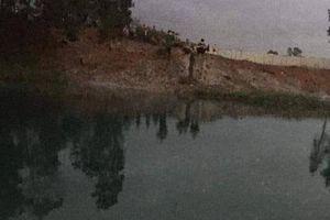 Một học sinh đuối nước thương tâm tại hồ nước bỏ hoang