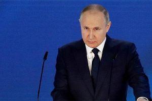 TT Putin cảnh báo các nước đừng vượt qua ranh giới với Nga