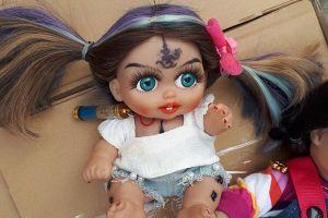 Tình tiết mới vụ cô gái ở Cần Thơ 'tàng trữ' 71 búp bê Kumanthong