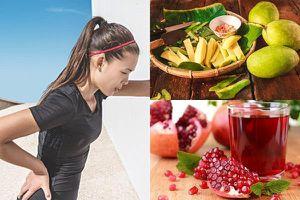 8 thực phẩm giúp ngăn ngừa say nắng trong những hè oi bức