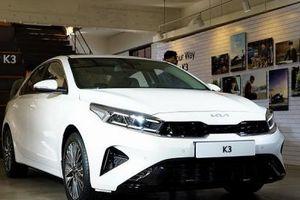 Kia Cerato giá 359 triệu đồng tại Hàn Quốc chuẩn bị về Việt Nam có gì hấp dẫn?