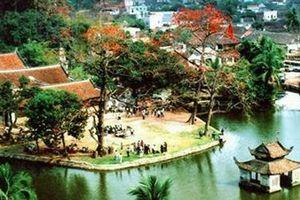 Tháng ba lễ hội chùa Thầy