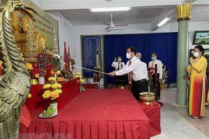 Cộng đồng người Việt tại Thái Lan tổ chức lễ Giỗ Tổ Hùng Vương