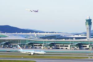 Dịch vụ bay quốc tế không hạ cánh hút khách ở Hàn Quốc