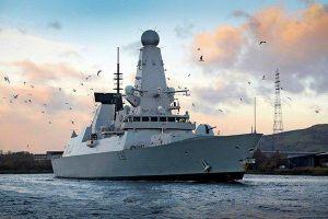 Tàu chiến Anh di chuyển đến Biển Đen giữa căng thẳng leo thang