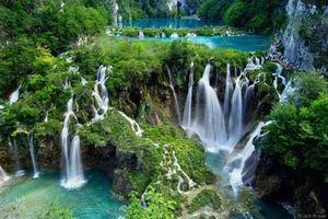 Chiêm ngưỡng 7 thác nước đẹp khó tin trên thế giới
