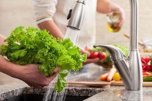 Rửa rau cứ cho thêm 2 thứ này đảm bảo hết sạch thuốc trừ sâu, cực an toàn