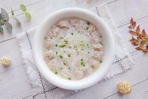 Canh thịt viên củ cải trắng món ngon đơn giản cải thiện sức khỏe, duy trì sự tươi trẻ