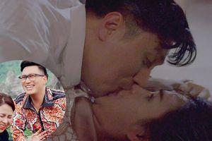 Cảnh Việt Anh cưỡng hôn gái xinh 'gây sốt'