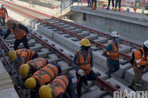 Đã sẵn sàng khởi động ở trạm biến áp Bình Thái cho tuyến metro số 1