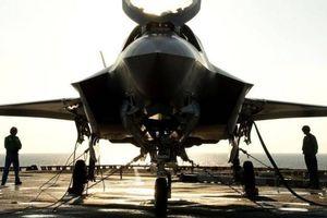 Mỹ thông báo với Thổ Nhĩ Kỳ về việc loại Ankara ra khỏi chương trình F-35