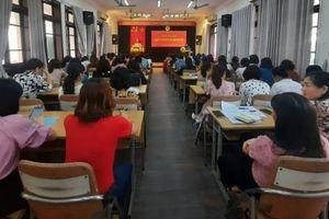 Nâng cao nghiệp vụ công tác Nữ công cho cán bộ Công đoàn