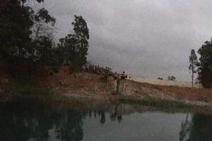 Quảng Ninh: 1 học sinh bị đuối nước khi tắm cùng các bạn tại hồ nước bỏ hoang