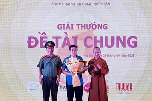Hơn 3.500 tác phẩm tham dự cuộc thi ảnh 'Phật giáo trong đời sống'
