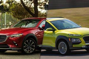 Mazda CX-3 Premium và Hyundai Kona 1.6 Turbo: Chọn xe nào?