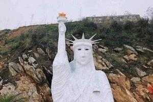 Tượng Nữ thần tự do 'phiên bản lỗi': Sa Pa tạm dừng hoạt động khu vực check-in