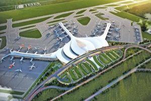 Xây mới 4 tuyến đường bộ kết nối sân bay quốc tế Long Thành