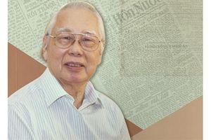 Nhà văn, nhà báo Phan Quang – cây đại thụ trong làng báo chí cách mạng Việt Nam