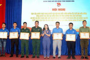 Tỉnh đoàn Khánh Hòa: Sơ kết 5 năm thực hiện Chỉ thị số 05 của Bộ Chính trị
