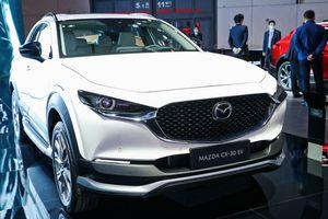 Mazda CX-30 vừa ra mắt thị trường Việt đã có phiên bản chạy điện lắp ráp tại Trung Quốc
