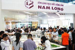 Hàng tồn kho của Bất động sản Nam Long hơn 13.500 tỷ đồng