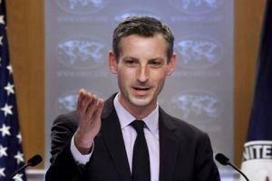 Mỹ gọi Nga là 'kẻ gây hấn' trong căng thẳng biên giới Nga-Ukraine