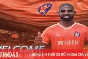 Chuyển nhượng V-League 2021: Đà Nẵng sẽ mua lại 'bom xịt' của Hà Tĩnh