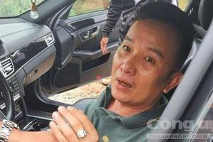 CSGT bắt kẻ mạo danh Phó giám đốc Công an tỉnh lừa hàng tỷ đồng