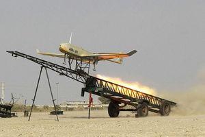 Iran thử nghiệm UAV tự sát có độ chính xác cao