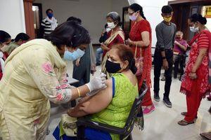 Ấn Độ: Tỷ lệ nhiễm SARS-CoV-2 sau tiêm chủng vaccine là 0,04%