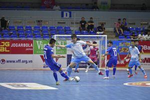 Giải Futsal HDBank VĐQG 2021: Thái Sơn Nam và Zetbit Sài Gòn hâm nóng trận cầu đinh