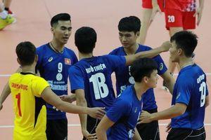 Sanest Khánh Hòa vô địch bóng chuyền nam Cúp Hùng Vương 2021