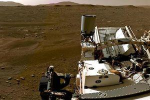 NASA thu được thứ 'quý hơn vàng' trên sao Hỏa
