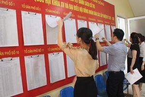 Thủ tục giải quyết khiếu nại về danh sách cử tri