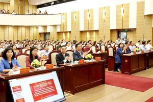 Hơn 35.000 cán bộ học tập, quán triệt 10 chương trình công tác của Thành ủy Hà Nội khóa XVII