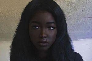 Cô gái Mỹ được mệnh danh là 'búp bê Barbie da màu'