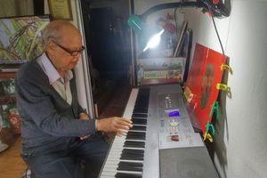 Nhạc sĩ, Nghệ sĩ Ưu tú Xuân Tứ Âm nhạc là liều thuốc tinh thần vô giá