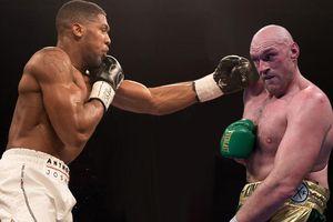 Tyson Fury hé lộ thời điểm diễn ra trận siêu đại chiến cùng Anthony Joshua