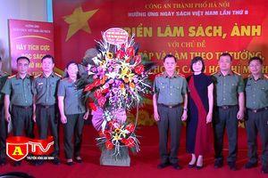 Triển lãm sách, ảnh với chủ đề 'Học tập và làm theo tư tưởng đạo đức phong cách Hồ Chí Minh'