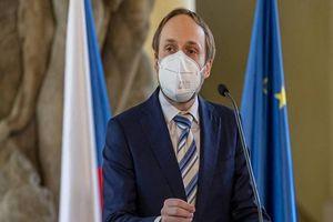 Czech 'áp trần' số nhân viên đại sứ quán Nga giữa căng thẳng