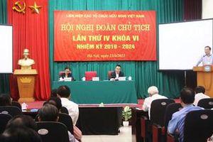 Liên hiệp các tổ chức hữu nghị Việt Nam: Quán triệt đường lối đối ngoại của Đại hội XIII của Đảng