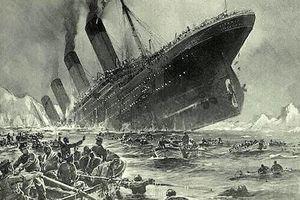 Xuất hiện giả thuyết mới về thảm họa Titanic