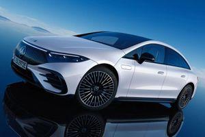 Mercedes-Benz sắp bán ôtô điện tại Việt Nam?