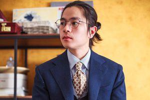 Chàng Việt kiều thích diện suit cổ điển