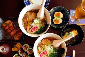 5 nhà hàng ramen chuẩn vị tại TP.HCM
