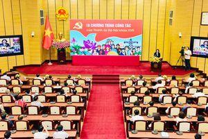 Hà Nội quán triệt 10 Chương trình trực tuyến và truyền hình trực tiếp: Cán bộ, đảng viên hoan nghênh cách làm hay của Thành ủy