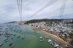 Công bố điều chỉnh Quy hoạch chung xây dựng TP Phú Quốc đến năm 2030