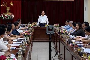 Trưởng Ban Dân vận Thành ủy Nguyễn Doãn Toản: Thực hiện tốt dân vận khéo để khuyến khích hộ kinh doanh chuyển thành doanh nghiệp