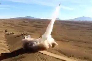 Tên lửa Iran đánh chặn chính xác tuyệt đối?